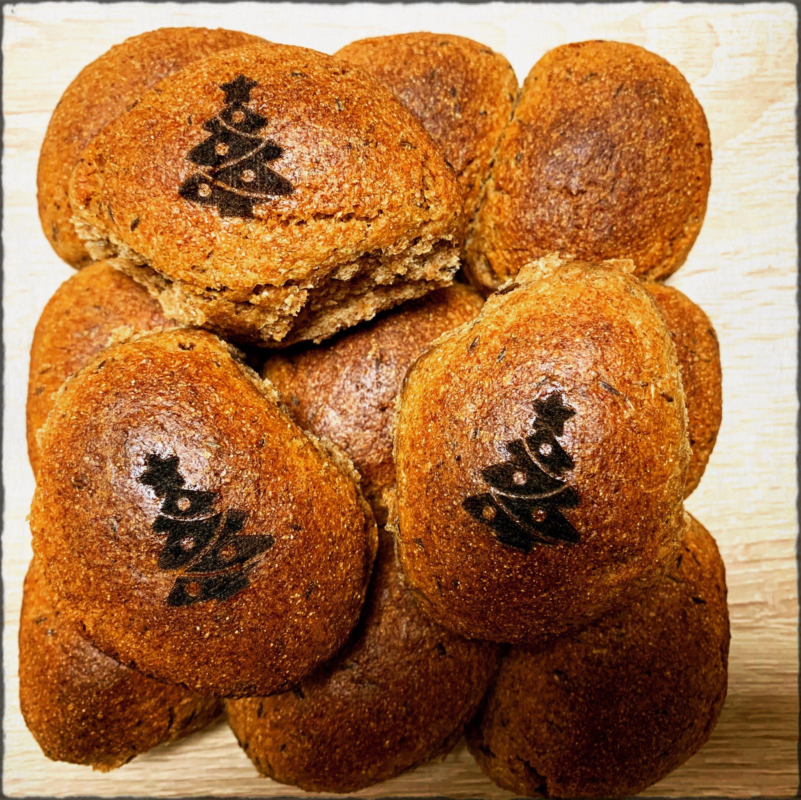 Kalėdiniai duoniukai