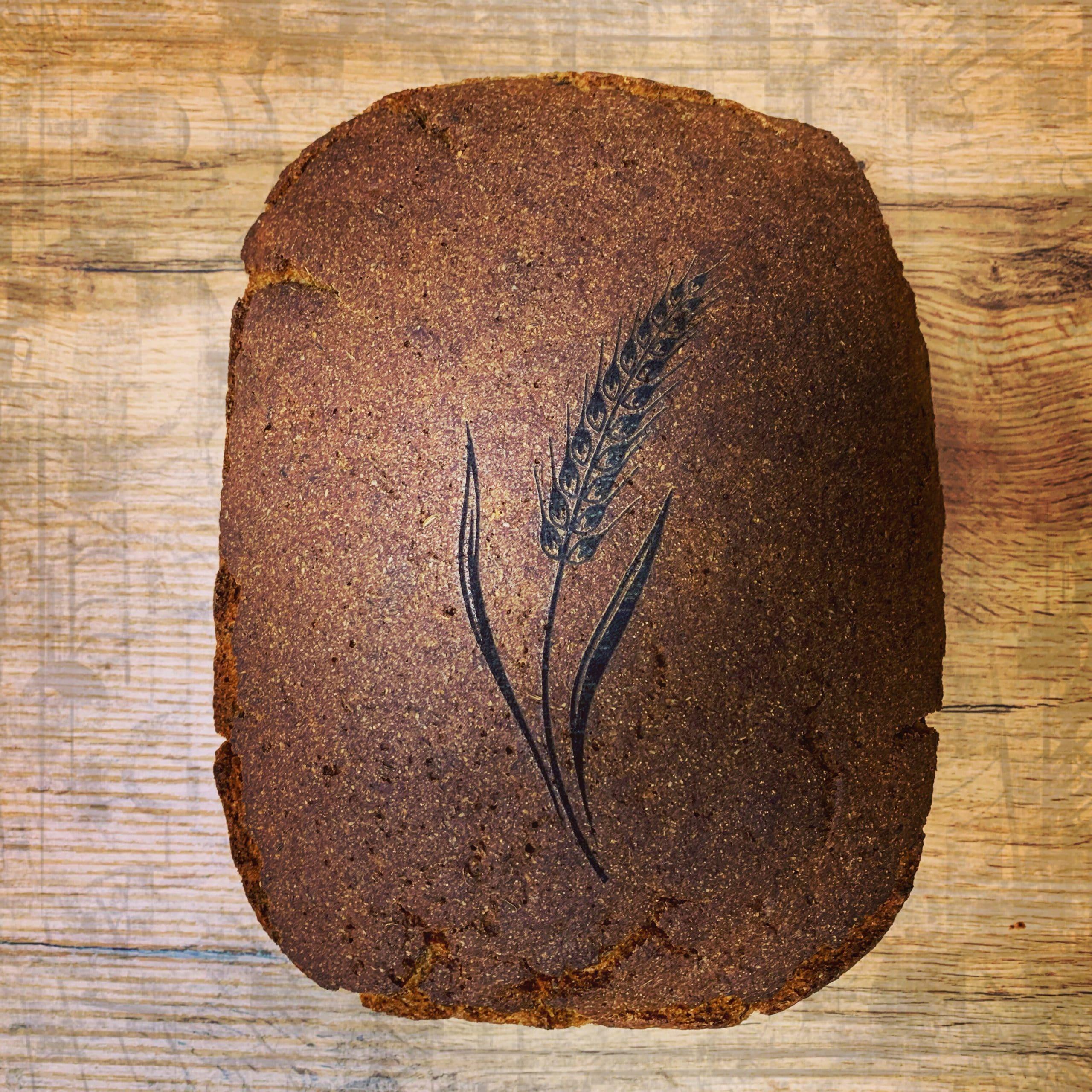 Ruginė duona