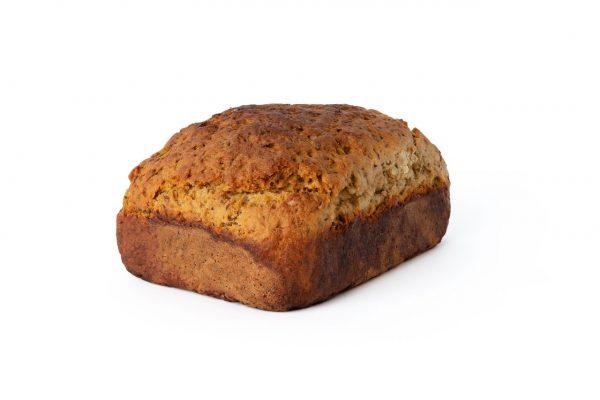 kvietinė bemielė duona su saulėgrąžomis