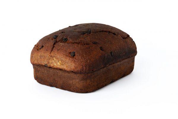 ruginė duona su džiovintais vaisiais ir saulėgrąžomis